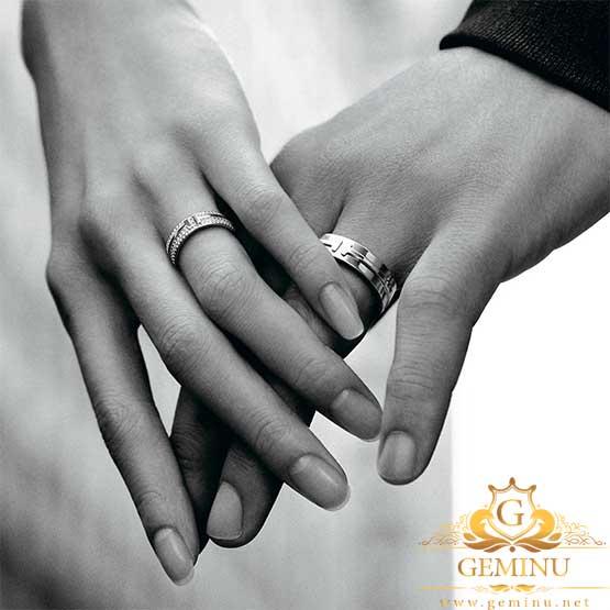 حلقه جواهر | انگشتر جواهر | انگشتر طلا
