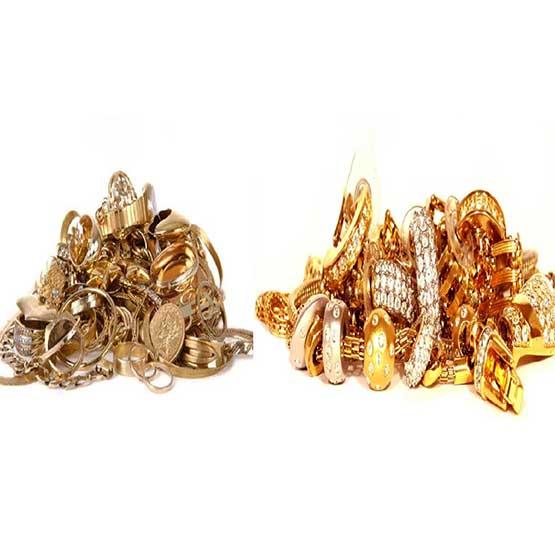 چگونه طلا را تمیز کنیم   چگونه طلای سفید را تمیز کنیم