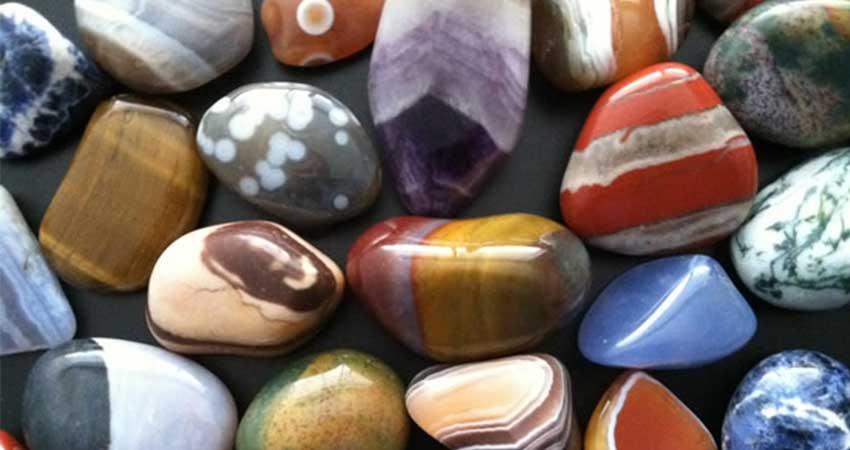 انواع نگين جواهر | انواع نگین | انواع سنگ قیمتی