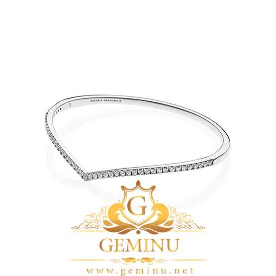 دستبند طلا جواهر
