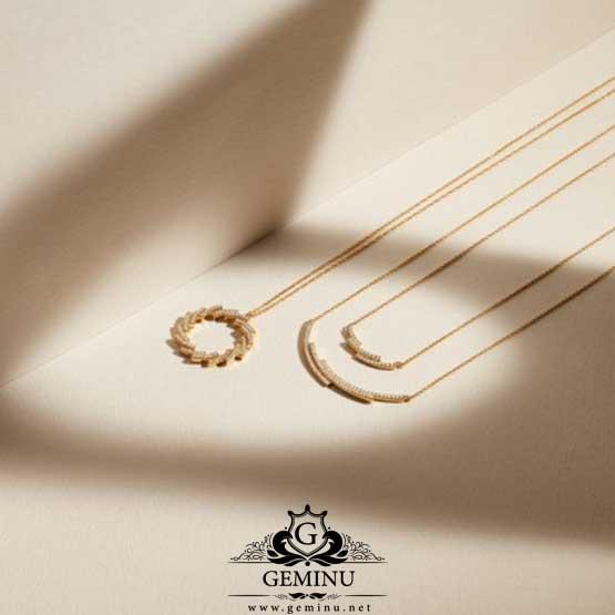 مدل گردنبند ظریف جواهر | گردنبند جواهر ظریف | گردنبند های ظریف جواهر | مدل گردنبند ظریف جواهر | گردنبند طلا ظریف | گردنبند طلا شیک