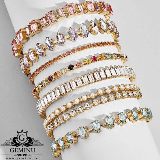 انواع دستبند ها
