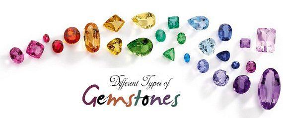 انواع سنگ های قیمتی