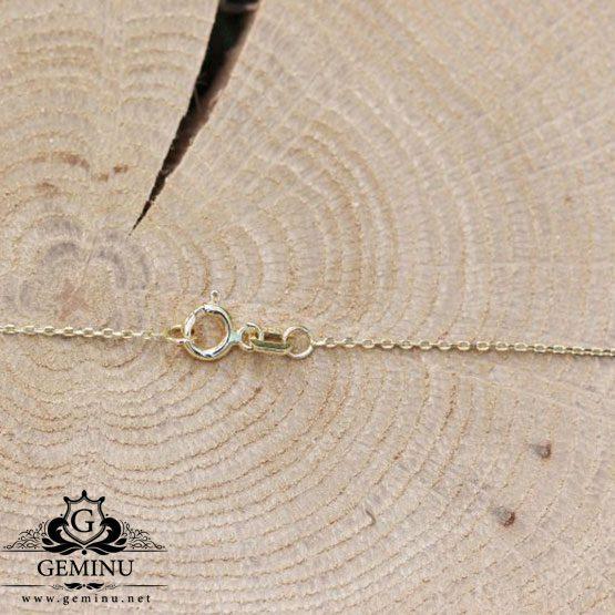 گردنبند طلا دختر بادکنک | گردنبند دختر بادکنک | گردنبند طلا دخترانه | گردنبند طلا بادکنک