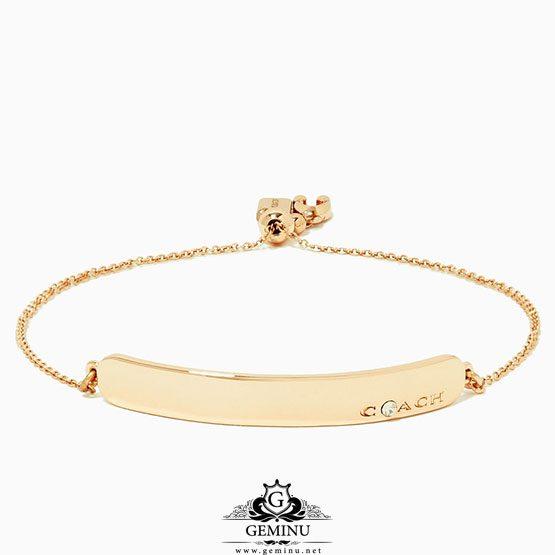 دستبند طلا زرد دخترانه | دستبند طلا زرد | دستبند طلا دخترانه | مدل دستبند طلا زرد دخترانه | دستبند طلا جدید