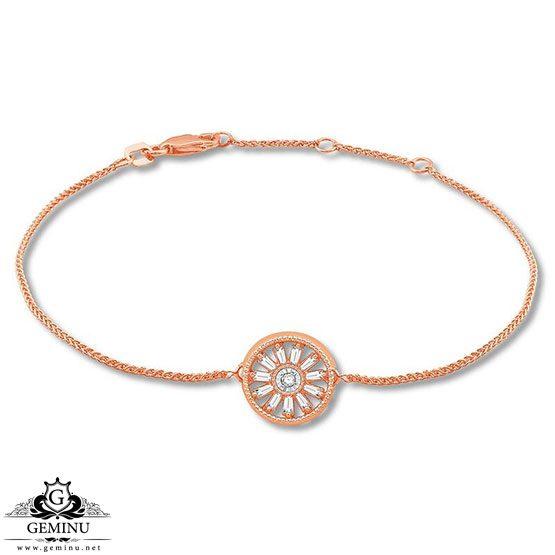 دستبند جواهر طرح خورشید | دستبند طلا سفید برلیان | دستبند طلا خورشیدی | دستبند طلا زنانه برلیان | دستبند جواهر با قیمت | دستبند جواهر نشان | دستبند طلا نگین دار