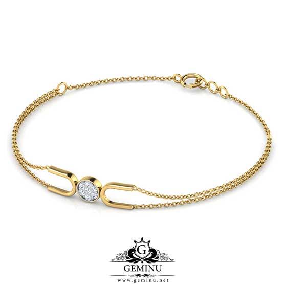 دستبند طلا زرد فلاور | دستبند طلا زرد | دستبند طلا فلاور | دستبند طلا برلیان | قیمت دستبند طلا برلیان| دستبند طلا سفید با نگین برلیان | قیمت دستبند طلا برلیان