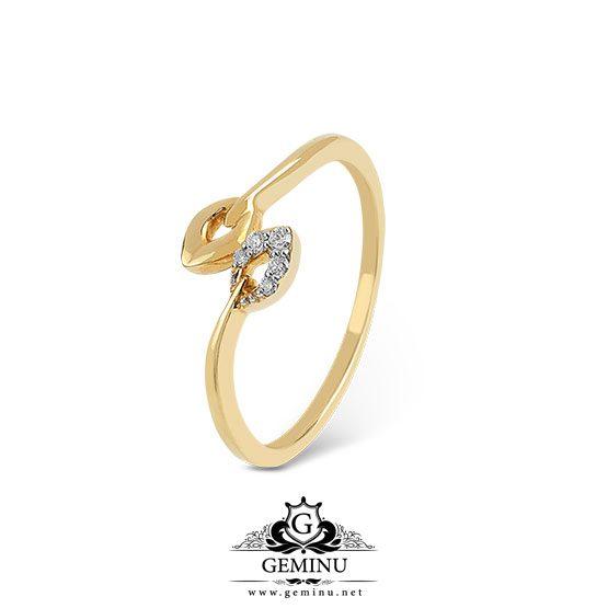 انگشتر طلا برگ زیتون | انگشتر طلا طرح برگ | انگشتر طلا طرح برگ زیتون | انگشتر طلا مدل برگ | انگشتر طلا شکل برگ