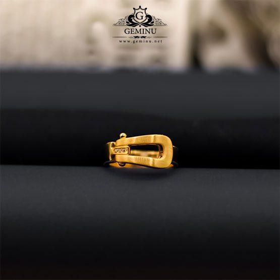 انگشتر طلا پرستیژ | انگشتر طلا بدون نگین | انگشتر پرستیژ | مدل انگشتر پرستیژ | انگشتر طلا زرد