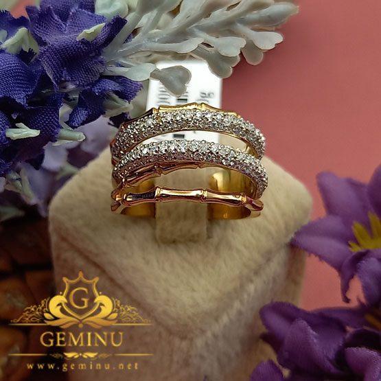 انگشتر طلا برلیان | انگشتر طلا نگین دار | انگشتر طلا دخترانه | انگشتر طلا فانتزی | انگشتر برلیان