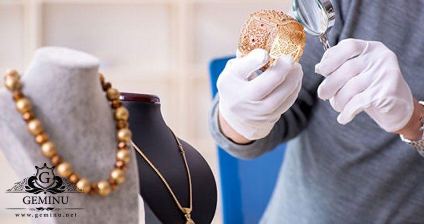 روشهای تشخیص طلای اصل از تقلبی