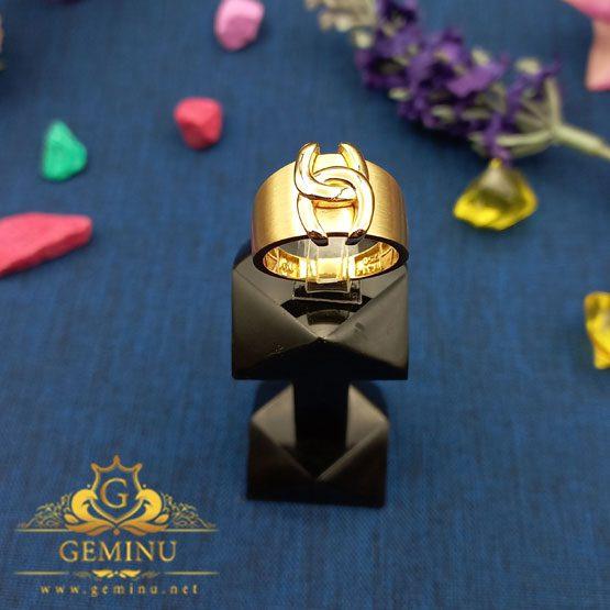 انگشتر با پرستیژ | انگشتر طرح شانل | انگشتر شیک زنانه | انگشتر طلا جدید | انگشتر طلا فانتزی | قیمت انگشتر طلا